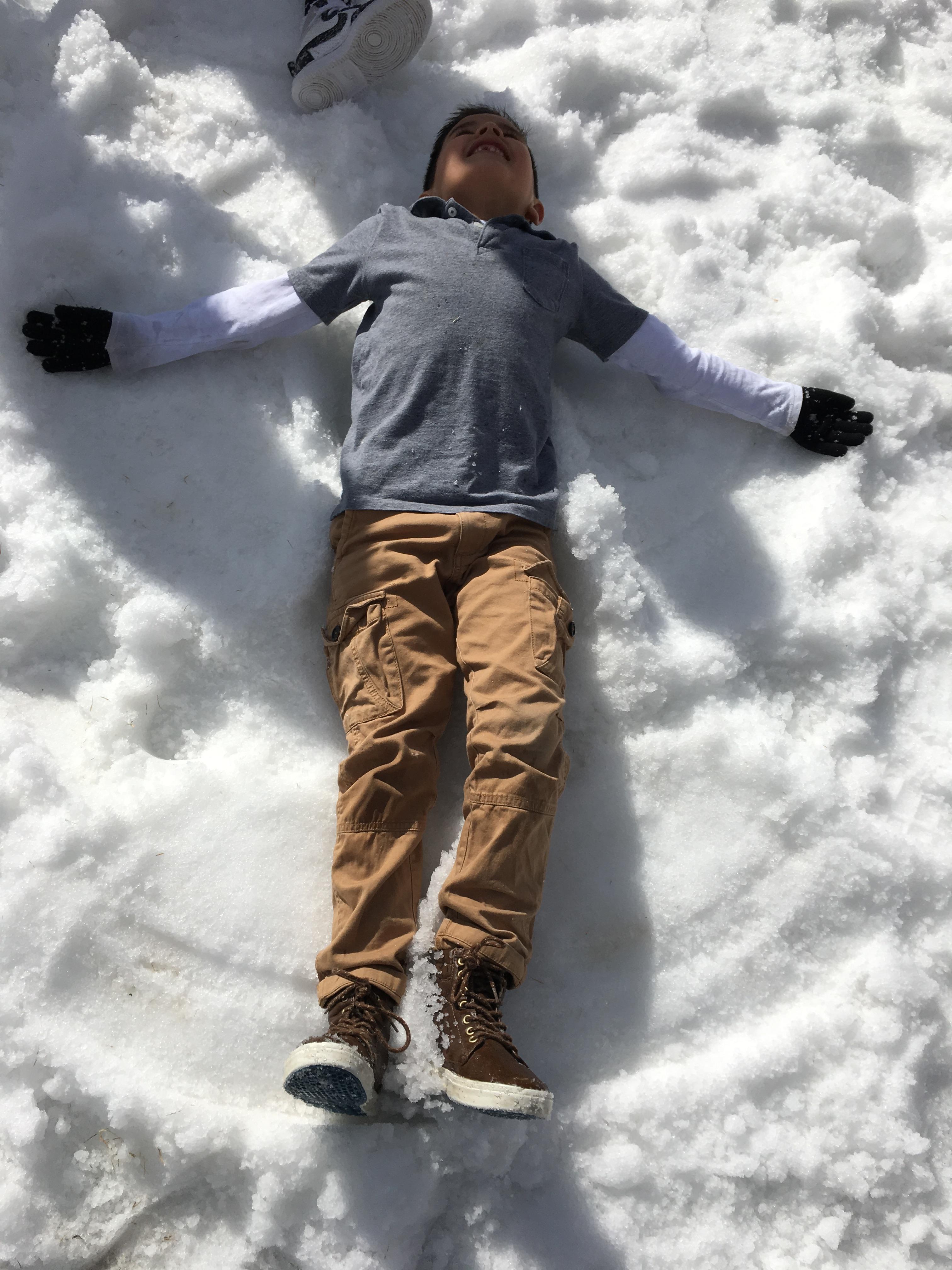 Snow Day Fun! | Principal's Blog